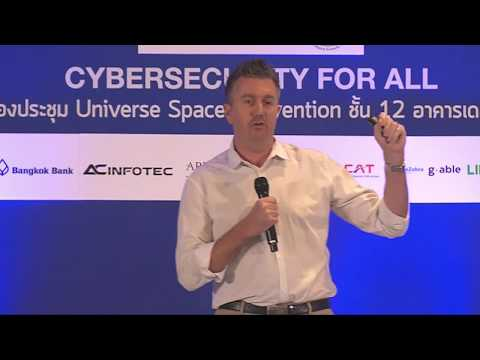 Thailand Cybersecurity Week 2017 30-06-2017_2 Safety Cyber Kids @School and Study Case
