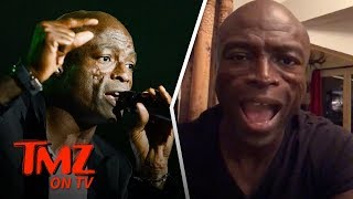 Seal Claps Back At His Haters!   TMZ TV