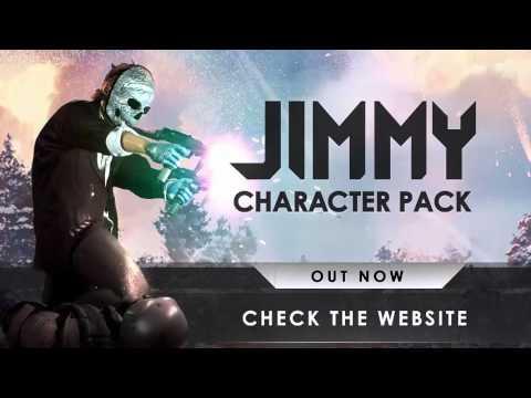 Payday 2: Bad Motherfucker   Hardcore Henry Packs SoundtrackMenu Theme