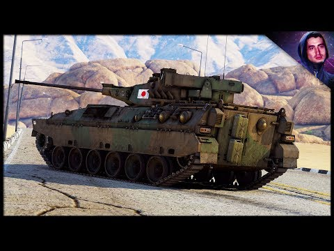 BEST IFV in Game || Type 89 Stock (War Thunder Gameplay)