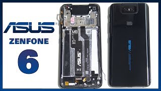 Asus Zenfone 6 Teardown Disassembly Repair Guide Video