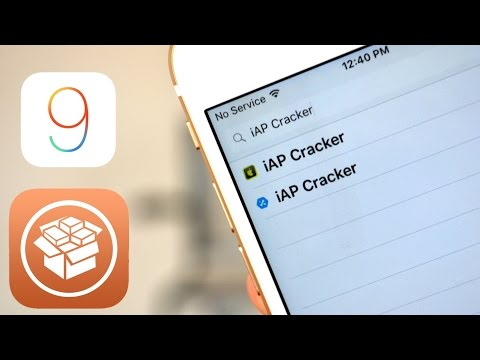 IAP Cracker FREE On IOS 9 Jailbreak - LocaliAPStore Free In-App Purchases Cydia (iPhone/iPod/iPad)