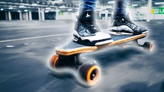Boosted Board or this Half Price alternative? Slick Revolution Review!