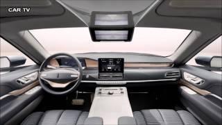 Обзор Lincoln Navigator Concept