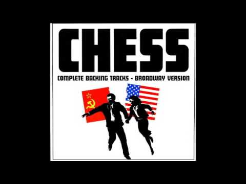Chess (Broadway) Backing Tracks - Let's Work Together