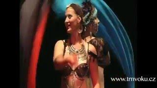 Trn v oku dance company / Veil poi