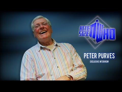 Peter Purves Interview | Bitesize Who