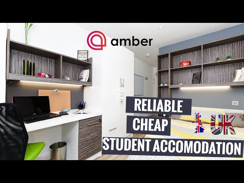 Student accommodation in UK | Private Student Halls | AmberStudent