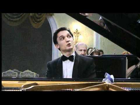 Alexander Romanovsky plays Rachmaninov Concerto No. 3 (Finale)