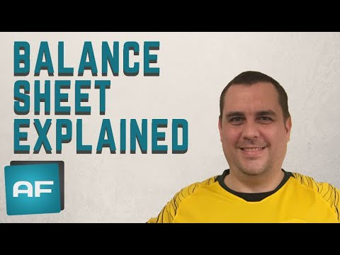 Balance Sheet: The Balance Sheet Explained with a Clear Tuto