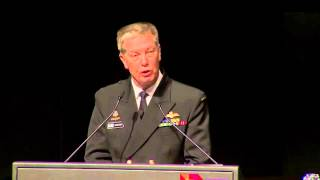 Steering Navy On A New Course - Vice Admiral Tim Barrett
