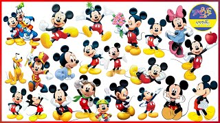 MICKEY MOUSE PSD FILE