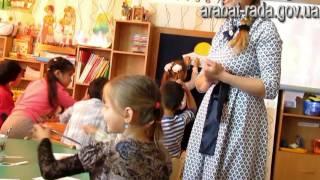 В детском садике Ромашка прошел открытый урок математики