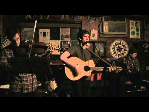 "Christopher Black - ""Ours"" (Live @ Banjo Jim's, 5/..."