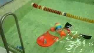 Халтурное  Обучение Детей Плаванию Тренерами 3