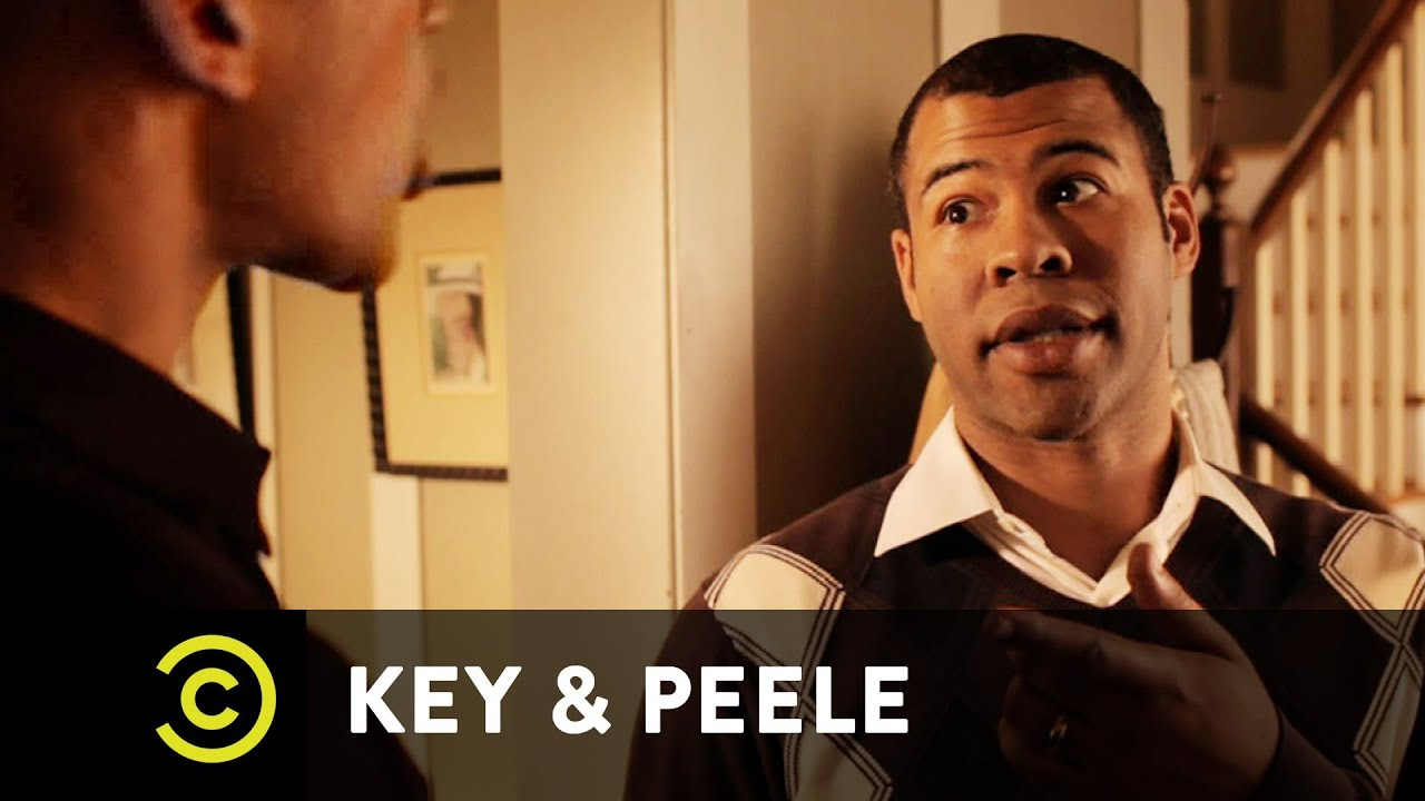 Key & Peele - White-Sounding Black Guys