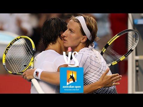 Schiavone vs Kuznetsova | 2011 Australian Open Highlights