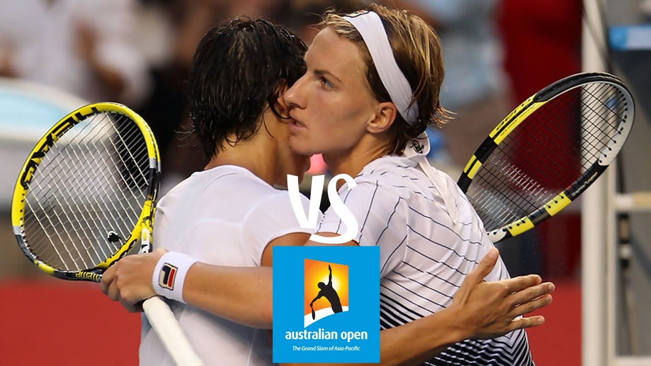 Schiavone vs Kuznetsova | 2011 Australian Open Highlights - YouTube