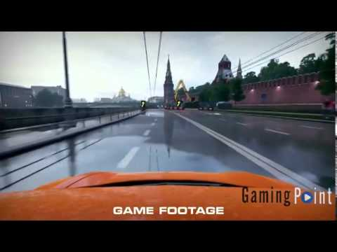World of Speed McLaren in Moscow for PC new