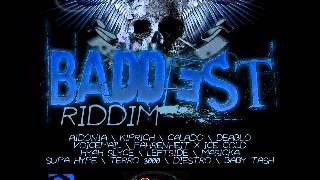 DEABLO (Jop) - STEP IT (The Baddest Riddim) - August 2012 (Follow @Youngnotnice)