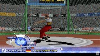 ESPN International Track & Field Dreamcast Gameplay HD