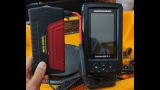 Best Battery for Kayak Fish finder -  Car Jumper battery