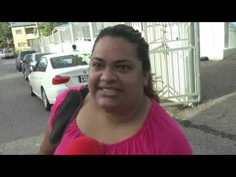 San Fernando Immigration Dept. Woes - July 4. 2014 - Trinidad & Tobago