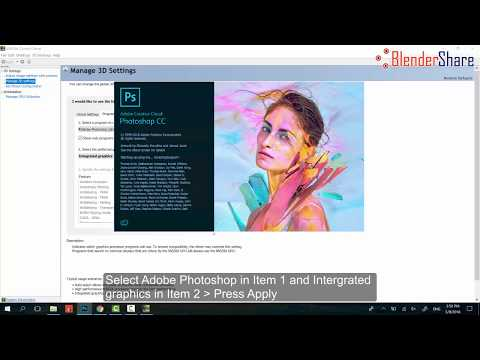 How to Fix - Photoshop CC 2018 Crashes When Opening A File