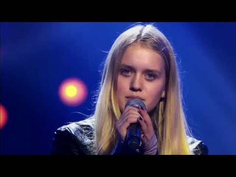 Anke – 'How You Remind Me' | Blind Audition | The Voice Kids | VTM