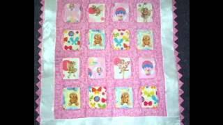 Baby quilt design ideas