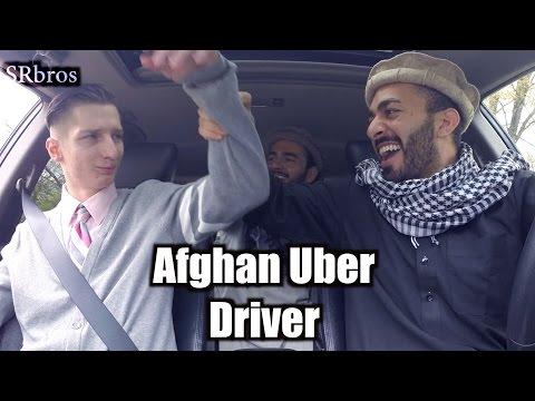 Afghan UBER DRIVER!