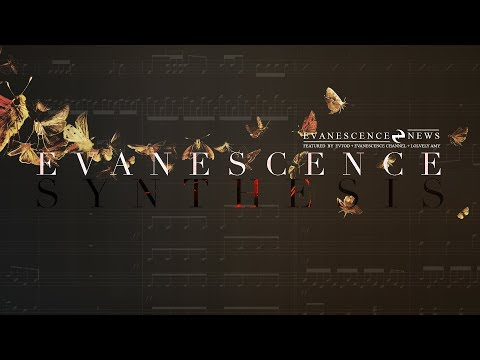 "Evanescence News: ""DVD Synthesis Live"" (CC)"