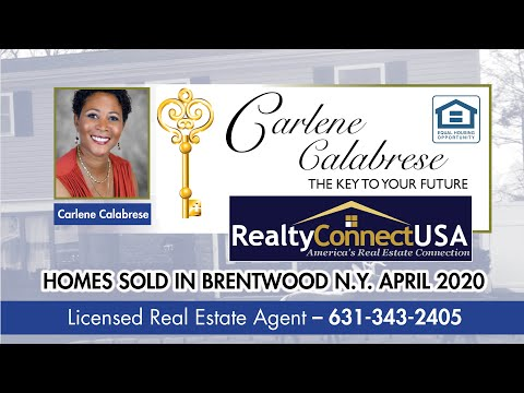 Sold Homes in Brentwood, New York