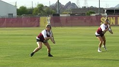 "Arizona State Lacrosse ""How To"""