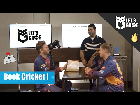 Book Cricket with Cricketers Rising Pune Supergiant - Let's Game