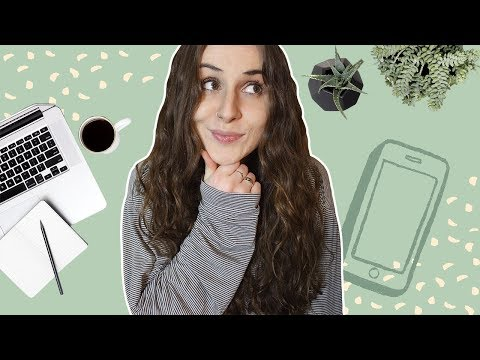 Zero Waste Minimal School/Work Planner & Notebook Tips | VLOGTOBER 16