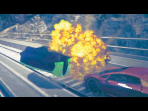 EXPLOSION RAGE! (GTA 5 Funny Moments)