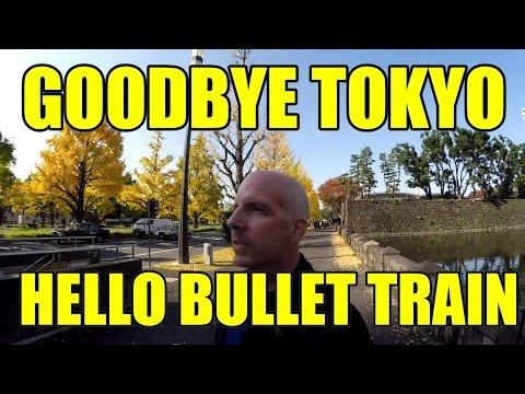 Goodbye Tokyo, Hello Shinkansen V198