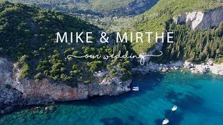 Mike & Mirthe Wedding 4-6-2017