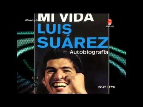 Luis Suarez entrevistado en Santo y Seña Parte 1 (6416)