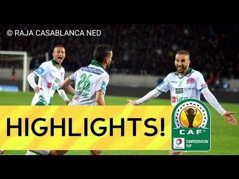 Download RAJA CASABLANCA vs FC NOUADHIBOU 1-1 ● All Goals & Highlights ● CAF Confederation Cup ● 6 March 2018
