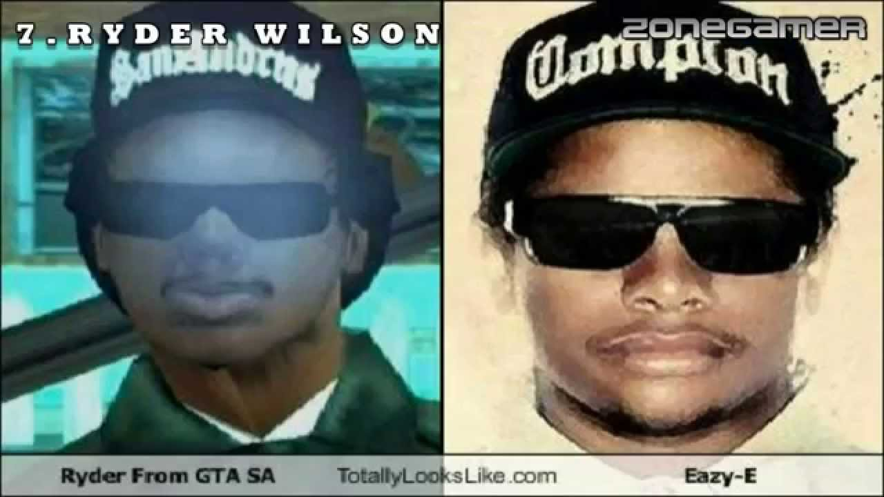 Pictures of Gta San Andreas Characters In Real Life - #rock-cafe