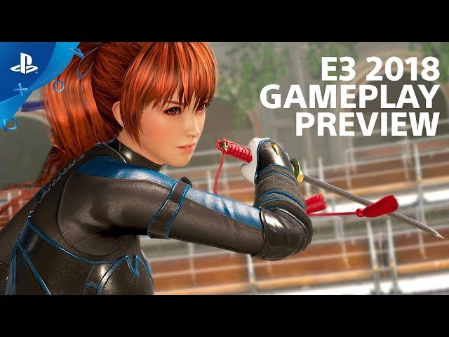 Dead or Alive 6 - Gameplay Preview   PlayStation Live From E3 2018