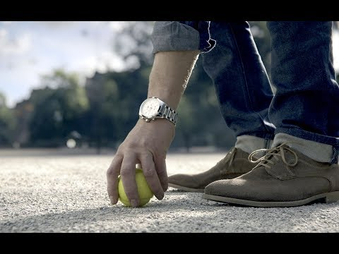 WHY I LOVE MY WATCH - with Andre Agassi, starring Longines