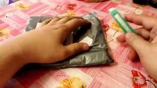 Швидкісна розпакування: 4 посилки за 3 хвилини: перехідник для жорстких дисків, рушники, кабель HDMI