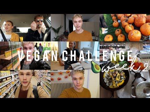 IK WORD DIK VAN VEGANISTISCH ETEN!? 🥑 | Vegan Challenge weekvlog #2
