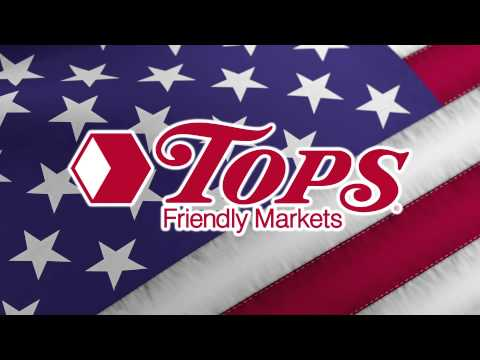 Tops Flag Promotion