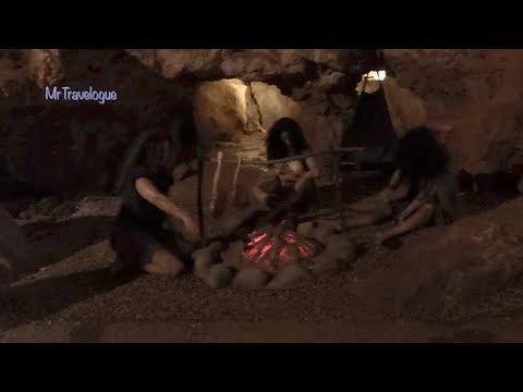 Kent Caverns,  Torquay, Devon - A Stone Age Caves Tour