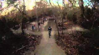 Ant Hills Trails Houston Texas GoPro