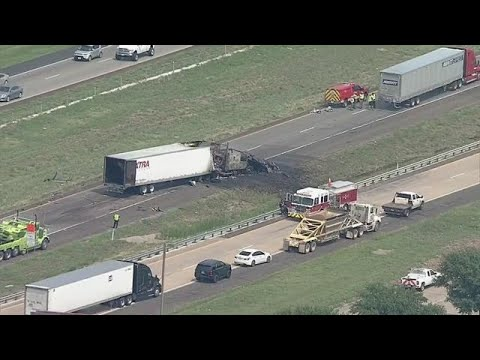3 killed in Kaufman County wreck